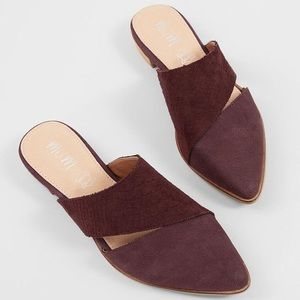 MiiM Epic Mule Shoe